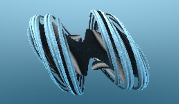 Fractal ribbon