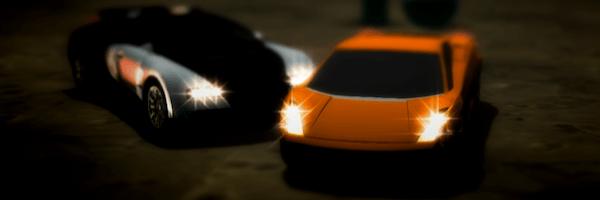 WebGL-Cars
