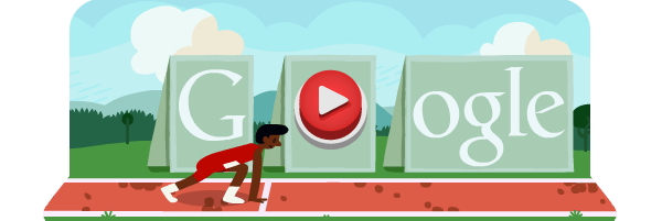 Olympic google doodles!